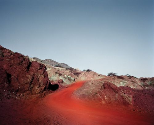 Hoda Afshar's Beautiful Portrait of the Islands of the Persian Gulf