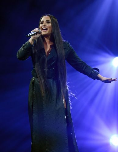 Demi Lovato Seemingly Promises New Music With Cryptic Instagram Post