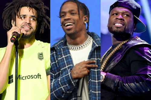 Rolling Loud New York 2021 Unveils Lineup With Headliners J. Cole, Travis Scott and 50 Cent