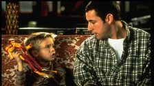 Adam Sandler And Cole Sprouse Finally Had A 'Big Daddy' Reunion After 2 Decades