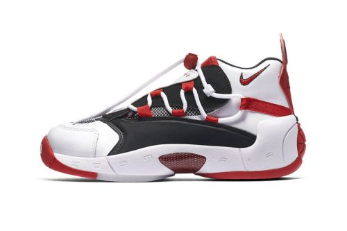 Nike's Air Swoopes 2 Officially Returns for 2018