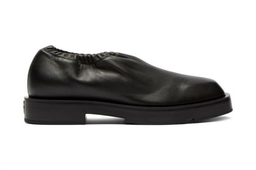 Givenchy's Black Leather Loafers Are a Sign of New Beginnings