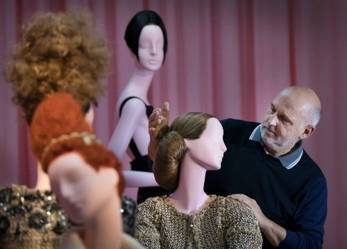 Sam McKnight to be Honoured with the Isabella Blow Award for Fashion Creator at the 2019 Fashion Awards