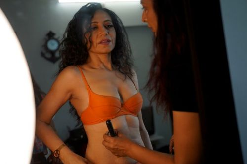 This 52-Year-Old Indian Lingerie Model Hopes To Inspire Inclusivity