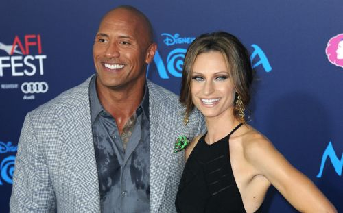 "Dwayne ""The Rock"" Johnson's Pregnant Girlfriend Lauren Hashian Once Auditioned to Be in TLC"