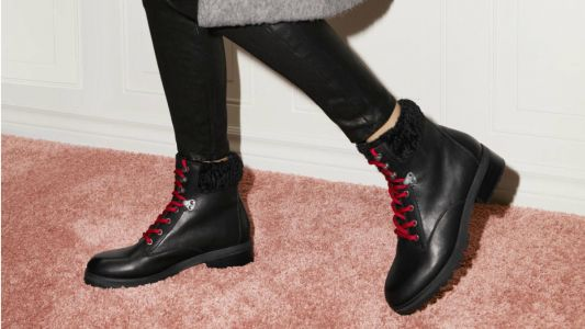 14 Surprisingly Practical Winter Boots That Won't Screw Up Your Outfit