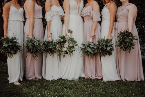 I Freaked Out Over The Size Of My Bridesmaid Dress-Here's Why You Shouldn't