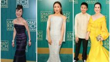 The Best And Most Lavish Looks From The 'Crazy Rich Asians' Premiere