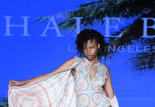 Daniel Bohbot Showcased Hale Bob's 2022 Cruise Collection And Casual Footwear Launch At Miami Swim Week At Faena Forum On July 11