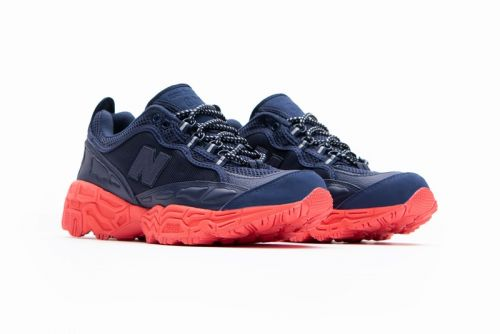 Herschel Supply Reimagines the New Balance 801 for Latest Capsule Collection