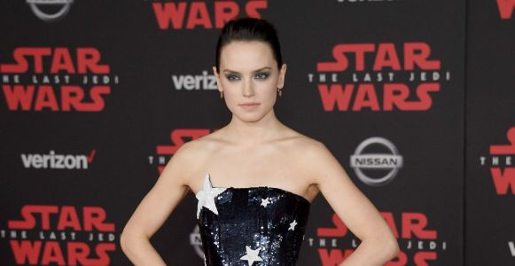 Daisy Ridley Is Making Sure You Don't Forget Which Movie She's Starring In