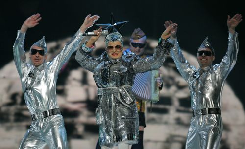 Is This Year's Eurovision The Campiest One Yet?