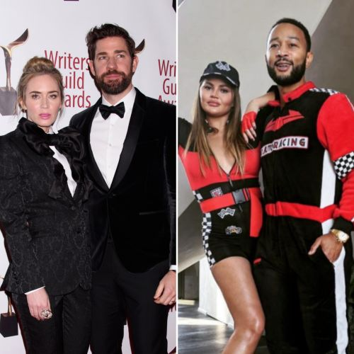 Twinning Celebrity Couples: Stars Who Can't Get Enough of Wearing Matching Outfits