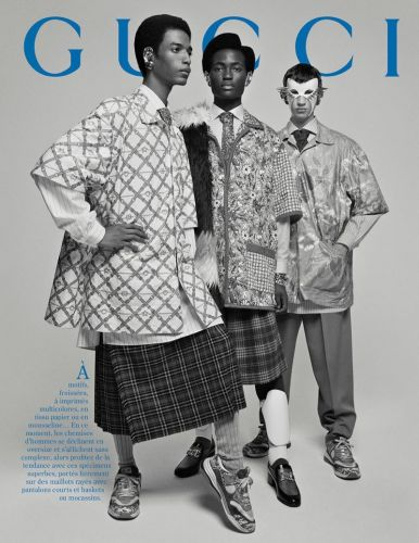 Gucci is Cover-Worthy with Fall '19 Campaign