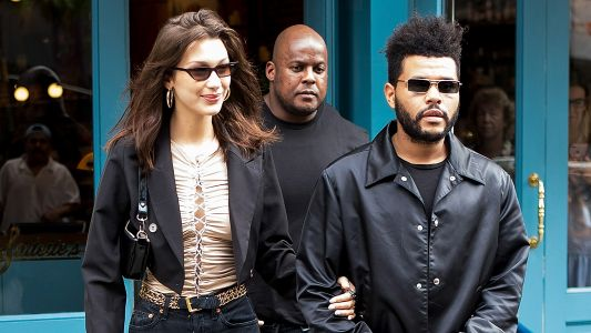 We Feel a Birthday Coming! Bella Hadid and The Weeknd's Cutest Moments Because He Turned 29, Y'all!