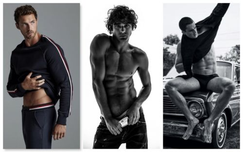 Week in Review: Christian Hogue for Ron Dorff, Marlon Teixeira & Dsquared2, Pietro Boselli + More