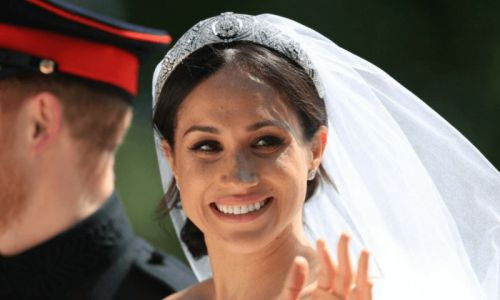 How to create Meghan Markle's bridal beauty look