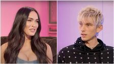 Megan Fox And Machine Gun Kelly Take Couples Quiz To Prove They're In Love