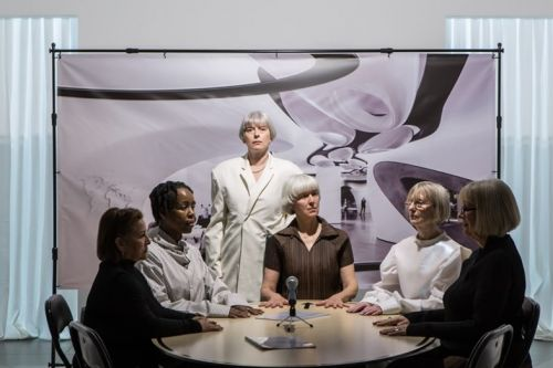 This artist makes sci-fi, feminist operas you'll actually want to watch