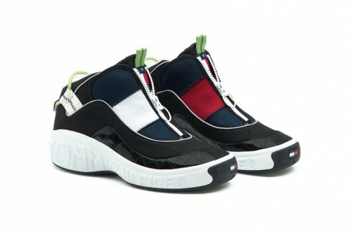 Tommy Hilfiger Brings Back the Tommy Jeans Fly Sneaker