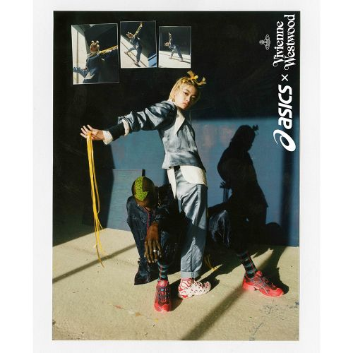 The Asics x Vivienne Westwood Collab is About to Drop - We Look At The Queen of Punk's Best Collabs