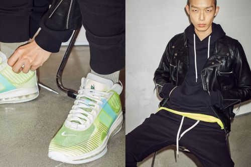 """EXCLUSIVE: John Elliott's Pre-Fall 2019 Lookbook Offers First Look at """"Volt"""" LeBron Icon"""