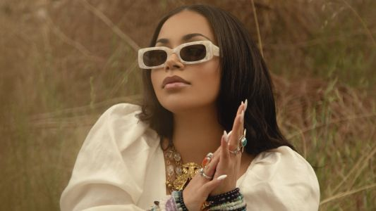 Lauren London Collabs With DIFF Eyewear To Create Sunglasses Filled With Positive Energy - EXCLUSIVE