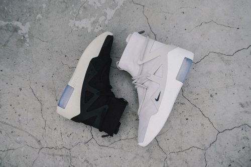 A Detailed Look at the Nike Air Fear of God 1