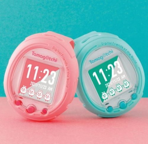 The new Tamagotchi lets you wear your pet on your wrist