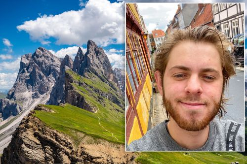 YouTuber Albert Dyrlund dead at 22 after fall from Alps while filming video