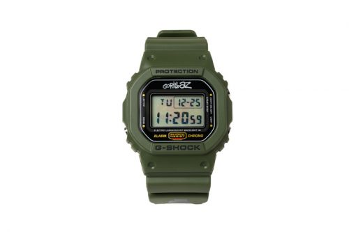 Advent Calendar Day 8: Gorillaz x G-Shock: Limited Edition Watch