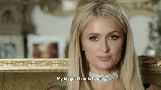 Paris Hilton grapples with the futility of life in The American Meme