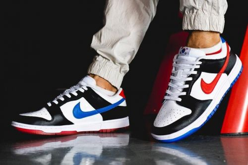 "Nike Dunk Low ""South Korea"" Is Inspired by the South Korean Flag"