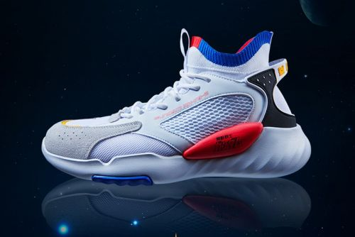 'Mobile Suit Gundam' & 361° Come Together on More Mecha-Themed Sneakers