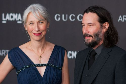 Keanu Reeves' Girlfriend Alexandra Grant Shares Powerful Message About Why She Leaves Her Hair Gray