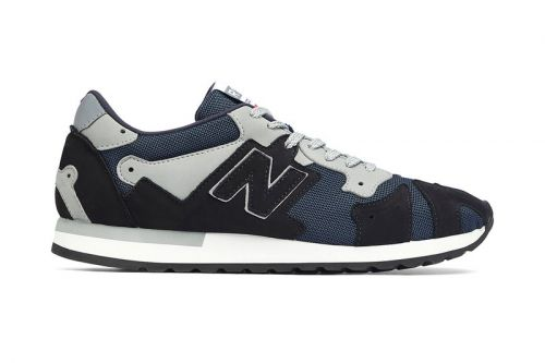 New Balance Dresses Its R770 in Muted Shades of Navy and Grey