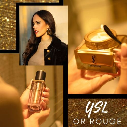 YSL Or Rouge