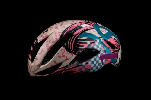 D*Face Joins Romance for Five Custom Cycling Helmets