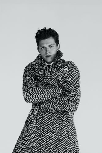 Tom Holland Dons Designer Looks for GQ Style USA