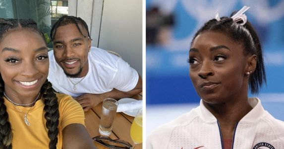 Simone Biles' Boyfriend And Biological Mother Show Their Support After She Withdraws From The Olympics To Focus On Mental Health