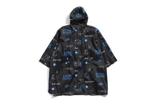UNDERCOVER Taps KiU for All-Over Pattern Raincoats & Umbrellas