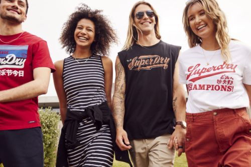 Superdry launches their newest sustainable summer collection