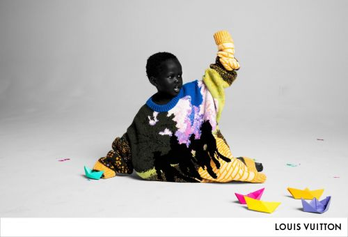 Virgil Abloh's First Ad Campaign for Louis Vuitton Men's Is Here