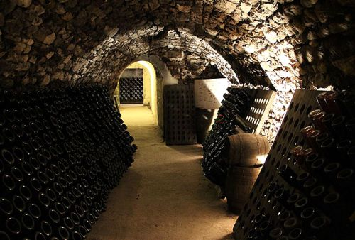 Drinking stars: The bubbly history of champagne