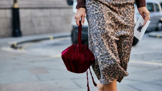18 Silk-Satin Skirts That May or May Not Include the Ubiquitous Leopard Midi Skirt
