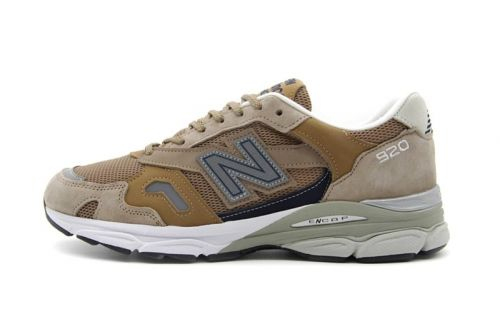 """New Balance's Made in England 920 Gets a Sandy """"Desert Scape Pack"""" Colorway"""