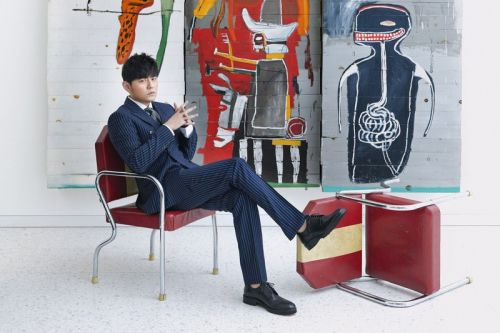 """Jay Chou Curates Sotheby's """"Contemporary Curated: Asia"""" Auction at K11 MUSEA"""