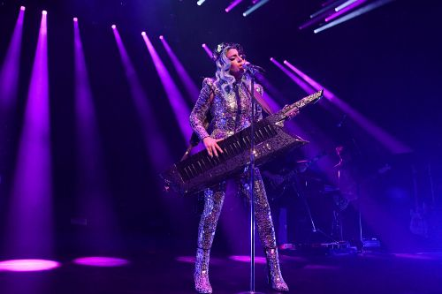 Lady Gaga performs intimate, invite-only show for Apollo Theater crowd