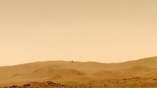 NASA records historic audio from the surface of Mars