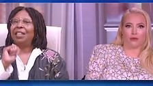 Whoopi Goldberg Finally Lets Meghan McCain Know Exactly What She Thinks Of Her